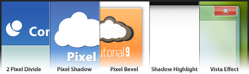 """5 Different Effects that really help your pixels """"Pop""""!"""
