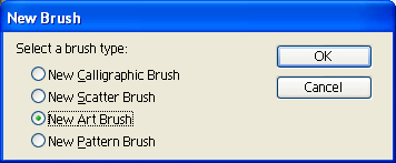 Brush Dialog Box