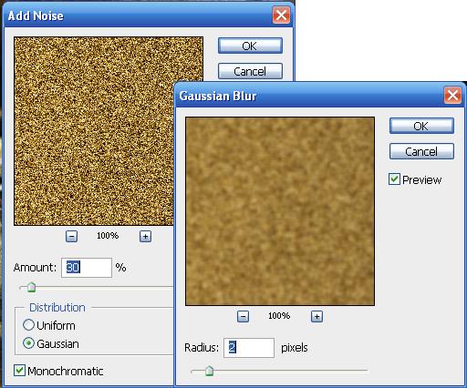 noiseandblur - Easy Photo Grunge Effect