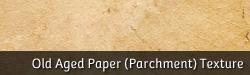 Aged Paper (Parchment) Texture