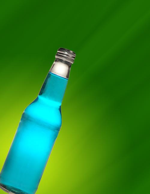bottlenowhite - Add a Fresh Splash to your Design