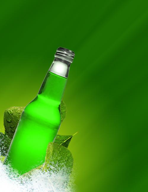 bottlesplash - Add a Fresh Splash to your Design
