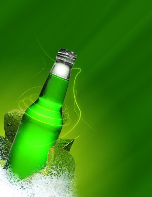 bottlestrokes - Add a Fresh Splash to your Design