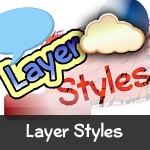 Using Layer Effects and Layer Styles in Photoshop