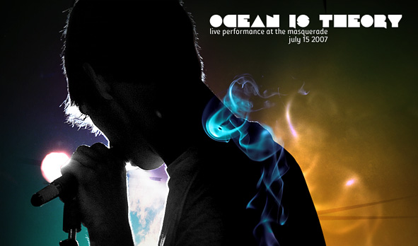 Ocean is Theory Sample