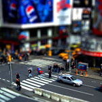 Photoshop Tutorial: Create fake Tilt-Shift Photography Style Images