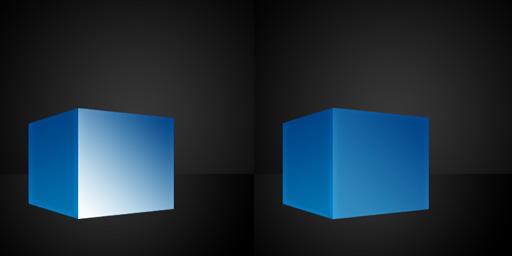 gloss1 - Create a 3D Glossy Box Logo in Photoshop