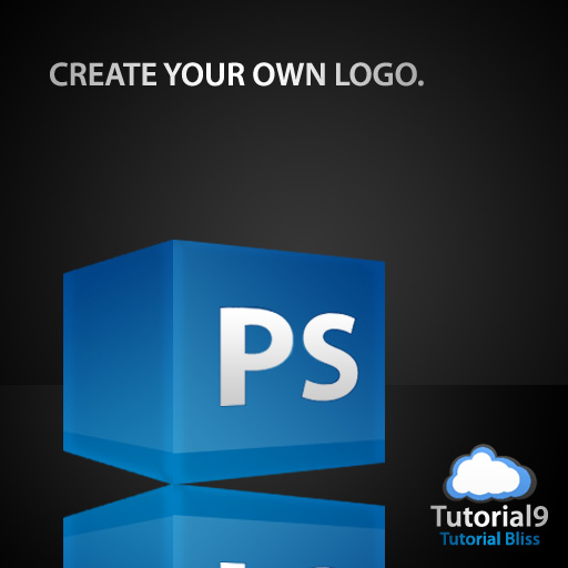 reflection1 - Create a 3D Glossy Box Logo in Photoshop