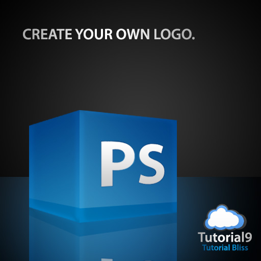 tableglow - Create a 3D Glossy Box Logo in Photoshop
