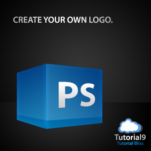 text2 - Create a 3D Glossy Box Logo in Photoshop
