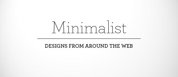 Minimalism web design inspiration wordpress themes for Define minimalist design