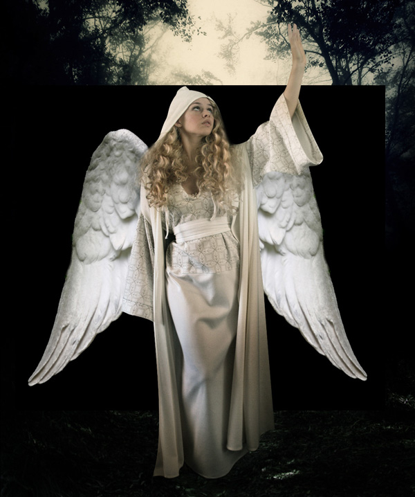 step10a - Create a Divine Angel Montage in Photoshop