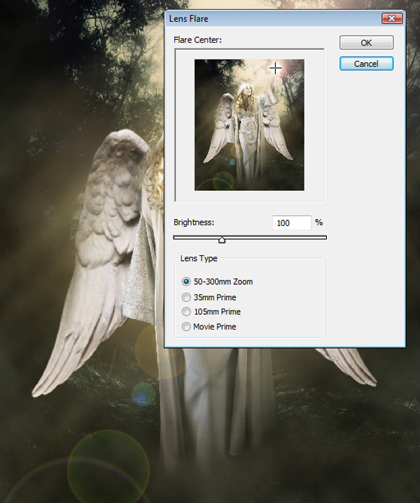 step24 - Create a Divine Angel Montage in Photoshop