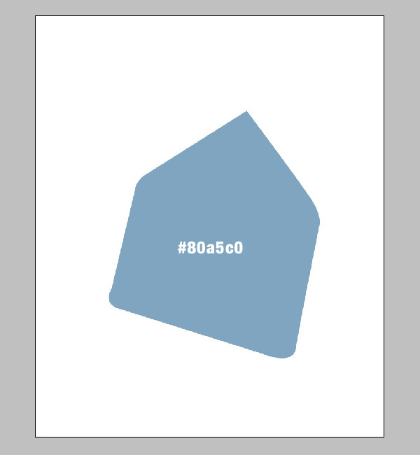 step2 - Design a Stylish Mail Icon in Photoshop