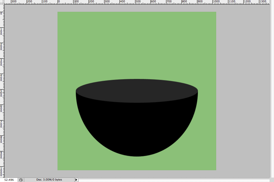 5 - Simple Coffee Cup Icon Photoshop Tutorial