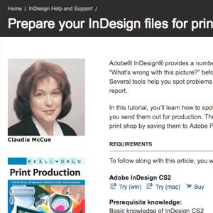 Print Tutorials