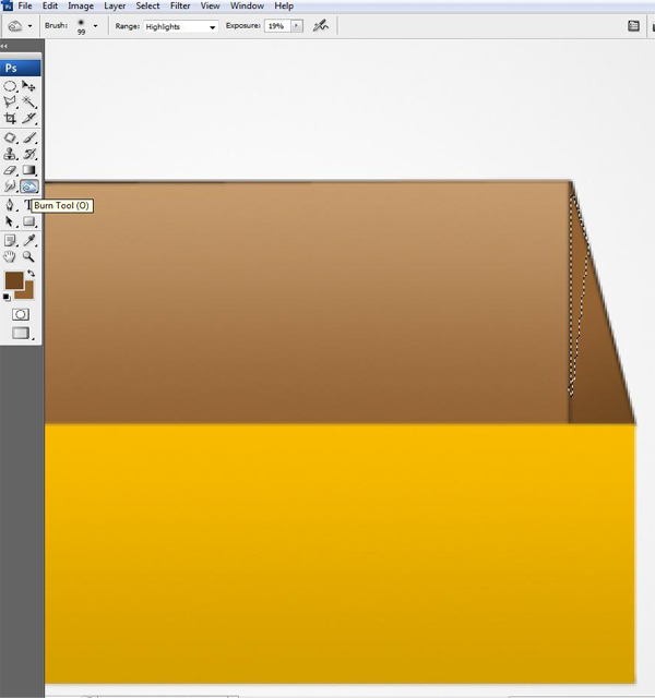 13 - Design a 3D Box Icon in Photoshop