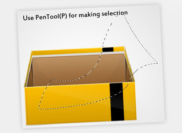 33 - Design a 3D Box Icon in Photoshop