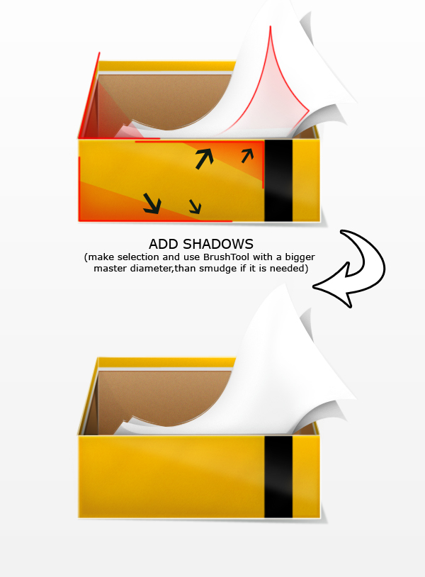38 - Design a 3D Box Icon in Photoshop