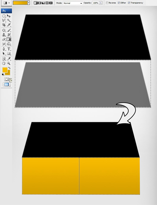 6 7 8 - Design a 3D Box Icon in Photoshop