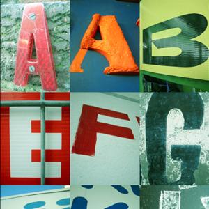 Park Life Alphabet