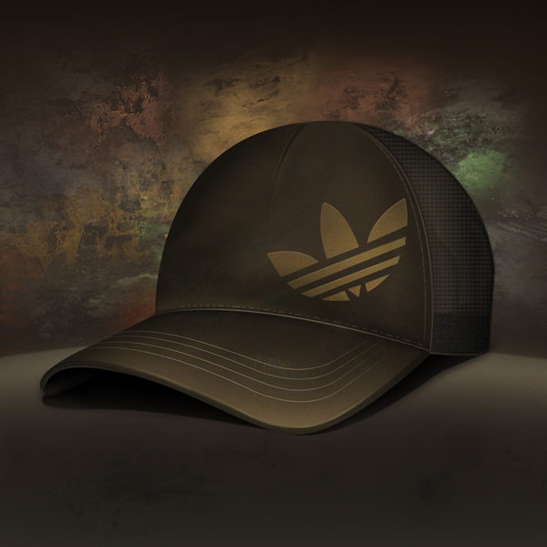 Design a Realistic 3D Baseball Cap in Photoshop