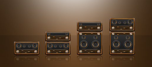 Icons - Design a Vintage Radio Icon in Photoshop