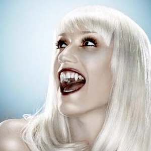 Vamperize Gwen Stefani