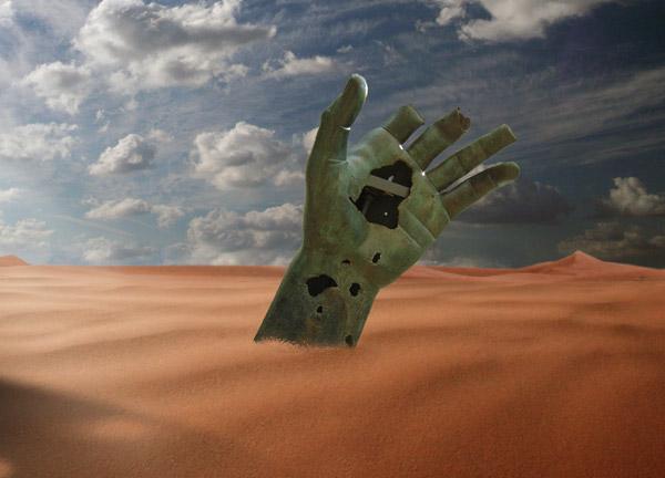 14 Chiếc Đồng Hồ Kỳ Lạ trên Hoang Mạc