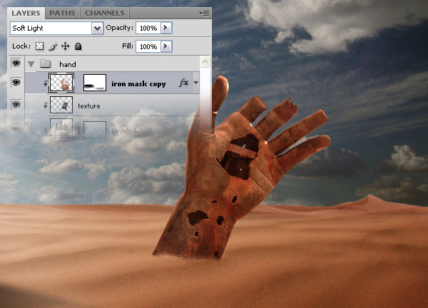 18 Chiếc Đồng Hồ Kỳ Lạ trên Hoang Mạc