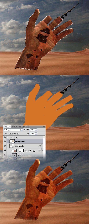 20 Chiếc Đồng Hồ Kỳ Lạ trên Hoang Mạc