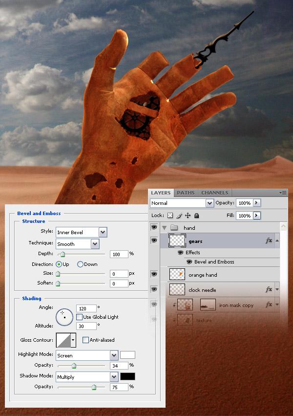 21 Chiếc Đồng Hồ Kỳ Lạ trên Hoang Mạc