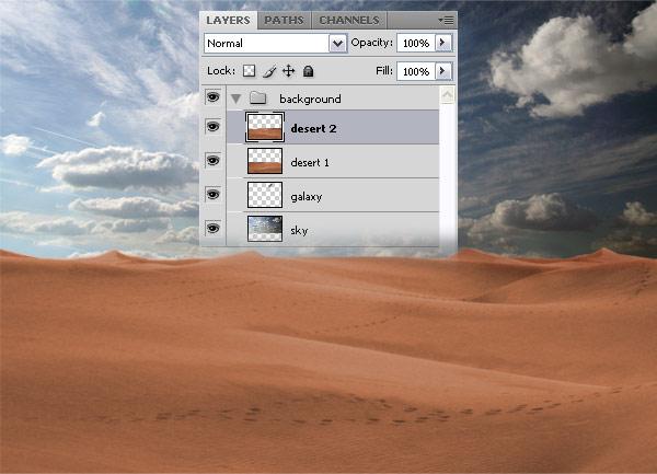 4 Chiếc Đồng Hồ Kỳ Lạ trên Hoang Mạc