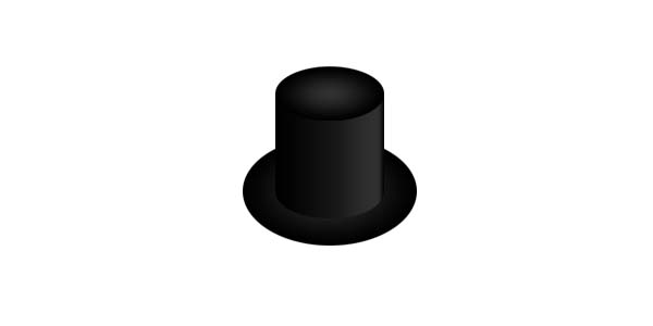 Snowman Top Hat Template Hat (not so ugly anymore,