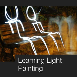 Learn Light Painting