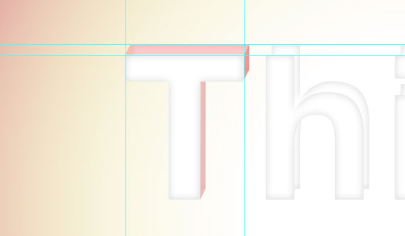 10 - Elegant 3D Text Effect in Photoshop