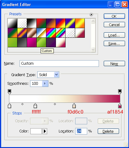 2 - Elegant 3D Text Effect in Photoshop