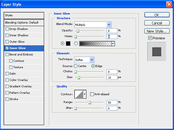 5 - Elegant 3D Text Effect in Photoshop
