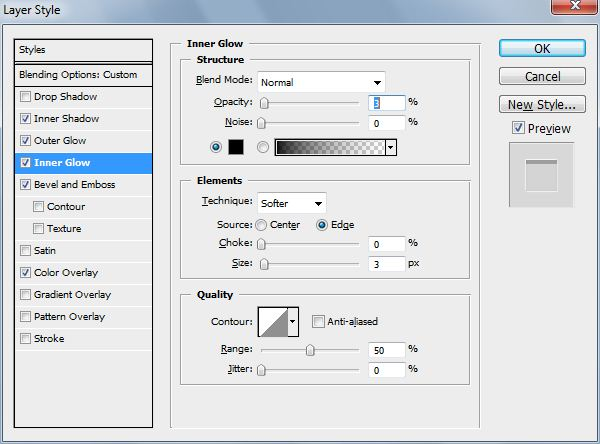 step12c - Create a Set of Glossy Metallic Icons in Photoshop