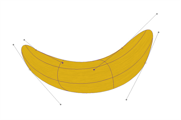 Banana Primary Shape