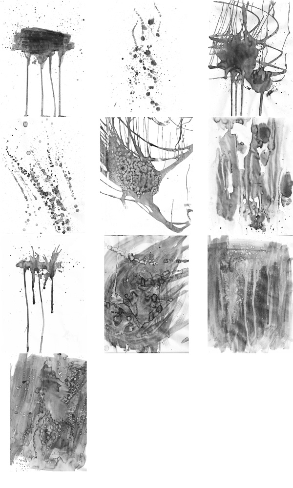 Watercolor Brush Pack Preview