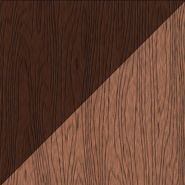 Wood Color Option