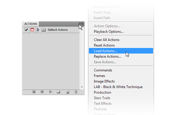 load actions - Super Crisp Font Anti-Aliasing In Photoshop With Sub-Pixel Hinting