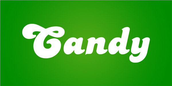 Basic Candy Cane Text Effect in Photoshop - DesiRulez ME